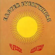 13TH FLOOR ELEVATORS-EASTER EVERYWHERE GOLD VINYL LP *NEW*