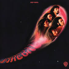 DEEP PURPLE-FIREBALL LP *NEW*