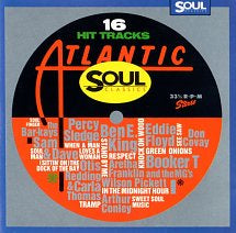 ATLANTIC SOUL CLASSICS-VARIOUS ARTISTS CD VG