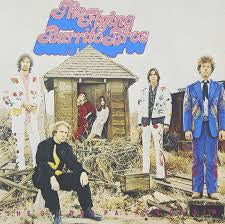 FLYING BURRITO BROS THE-GILDED PALACE OF SIN LP VG+ COVER VG+