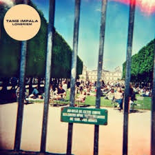 TAME IMPALA-LONERISM 2LP VG COVER EX