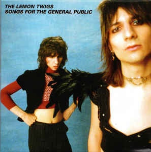 LEMON TWIGS THE-SONGS FOR THE GENERAL PUBLIC CD G