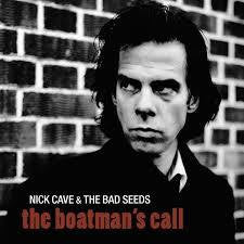 CAVE NICK & THE BAD SEEDS-THE BOATMAN'S CALL LP VG+ COVER NM