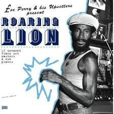PERRY LEE UPSETTERS-ROARING LION 2LP NM COVER EX