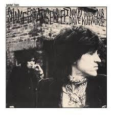 "SUDDEN NIKKI & DAVE KUSWORTH-SHAME FOR THE ANGELS EP PURPLE VINYL 7"" *NEW*"