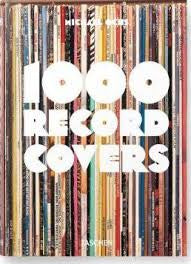 1000 RECORD COVERS-MICHAEL OCHS BOOK VG