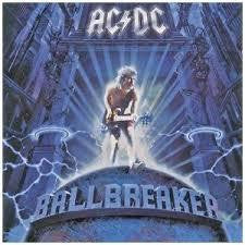 AC/DC-BALLBREAKER CD *NEW*