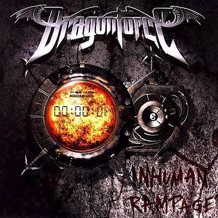 DRAGONFORCE-INHUMAN RAMPAGE CD VG