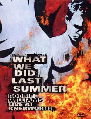WILLIAMS ROBBIE-WHAT WE DID LAST SUMMER 2DVD VG+