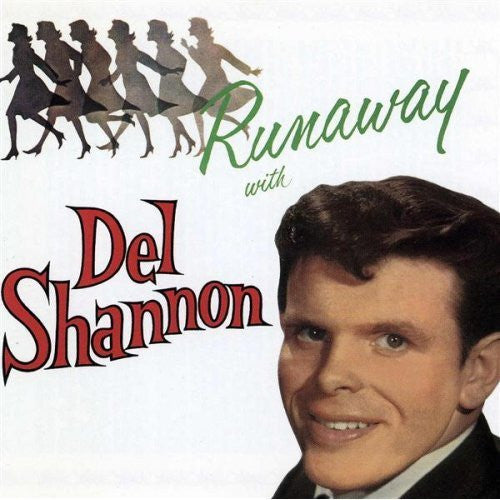 SHANNON DEL-RUNAWAY WITH LP *NEW*
