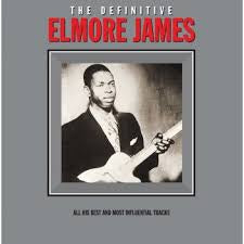 JAMES ELMORE-THE DEFINITIVE ELMORE JAMES LP *NEW*