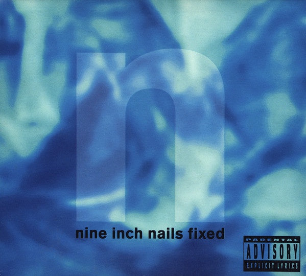 NINE INCH NAILS-FIXED CD VG+