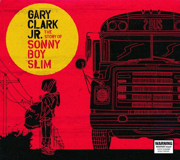 CLARK JR. GARY-THE STORY OF SONNY BOY SLIM CD VG