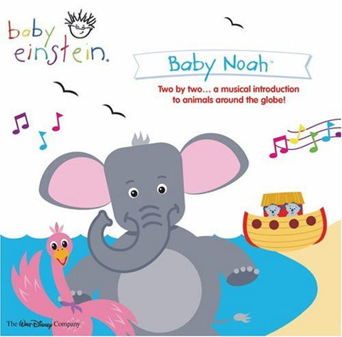 BABY EINSTEIN-BABY NOAH SPANISH CD *NEW*