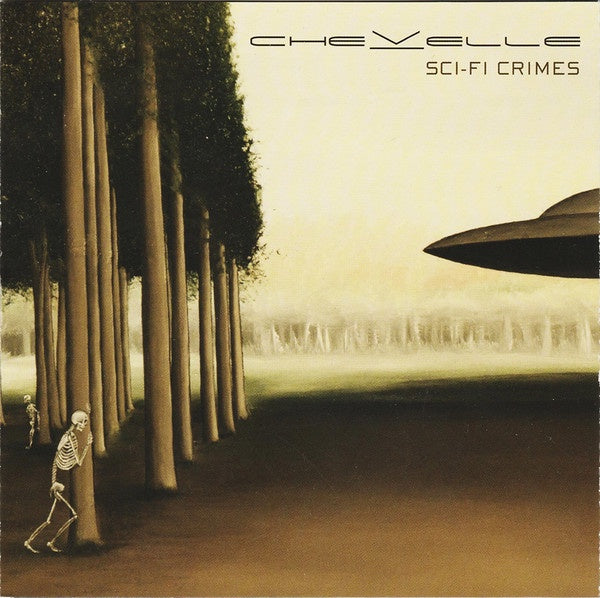 CHEVELLE-SCI FI CRIMES CD VG
