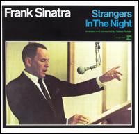 SINATRA FRANK-STRANGERS IN THE NIGHT LP VG COVER VG+