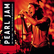 PEARL JAM-ON THE BOX THE TELEVISION APPEARANCES 2LP *NEW*