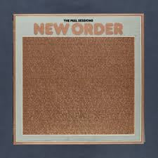 "NEW ORDER-THE PEEL SESSIONS 12"" EP VG COVER VG+"