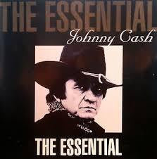 CASH JOHNNY-THE ESSENTIAL CD VG
