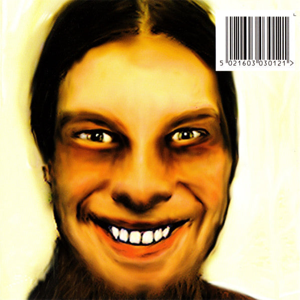 APHEX TWINS-I CARE BECAUSE YOU DO CD G