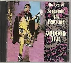 HAWKINS SCREAMIN' JAY-VOODO JIVE THE BEST OF CD VG+