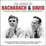 BACHARACH & DAVID-THE SONGS OF 2CD *NEW*