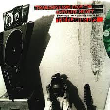 FLAMING LIPS THE-TRANSMISSIONS FROM THE SATELLITE HEART GREY VINYL LP *NEW*