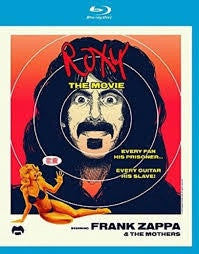 ZAPPA FRANK-ROXY THE MOVIE BLURAY *NEW*