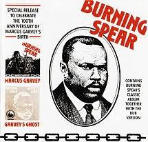 BURNING SPEAR-MARCUS GARVEY CD VG