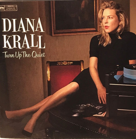 KRALL DIANA-TURN UP THE QUIET CD VG