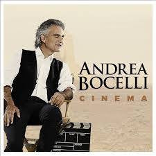 BOCELLI ANDREA-CINEMA CD *NEW*