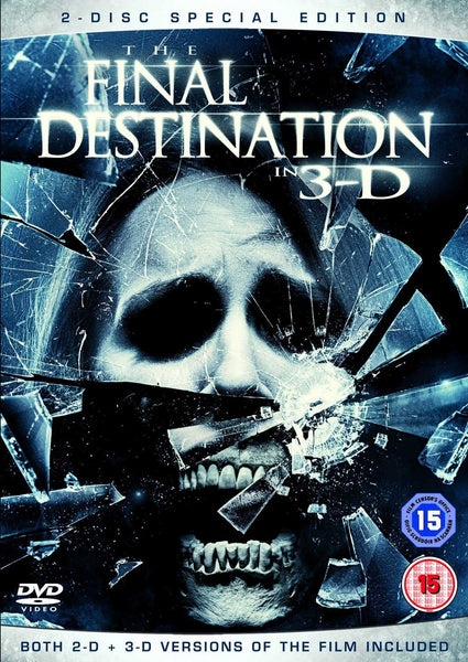 FINAL DESTINATION IN 3D REGION TWO 2DVD VG