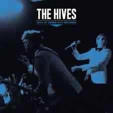 HIVES THE-LIVE AT THIRD MAN RECORDS LP *NEW*