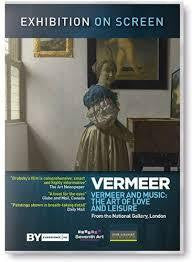VERMEER FROM THE NATIONAL GALLERY LONDON DVD *NEW*