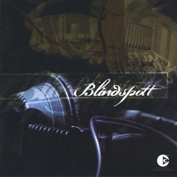 BLINDSPOTT-BLINDSPOTT CD VG