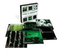 TYPE O NEGATIVE-COMPLETE ROADRUNNER COLLECTION 6CD VG+
