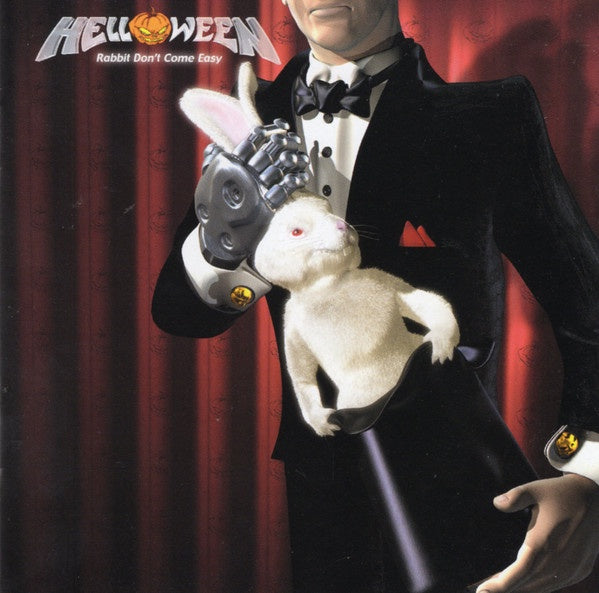 HELLOWEEN-RABBIT DON'T COME EASY CD VG+