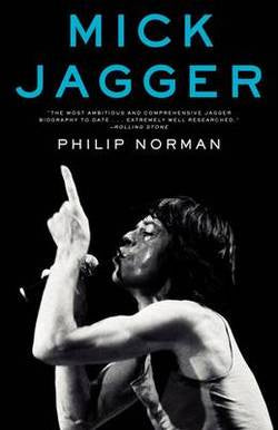 JAGGER MICK-PHILIP NORMAN BOOK *NEW*