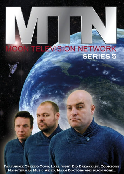 MOON TELEVISION NETWORK (MTN)-SERIES 5 DVD VG