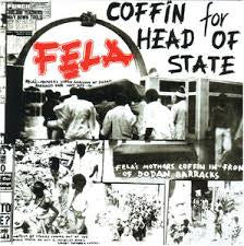 KUTI FELA-COFFIN FOR HEAD OF STATE LP *NEW*