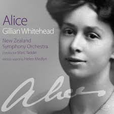 WHITEHEAD GILLIAN-ALICE CD *NEW*