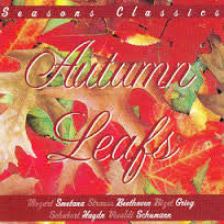 AUTUMN LEAFS-VARIOUS CLASSICAL CD VG