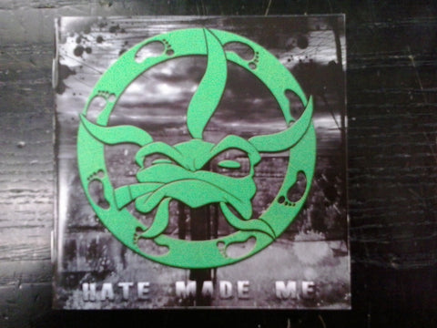 8 FOOT SATIVA-HATE MADE ME CD *NEW*