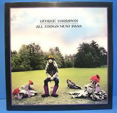 HARRISON GEORGE-ALL THINGS MUST PASS  3LP VINYL M COVER M SEALED