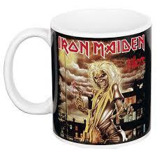 IRON MAIDEN-KILLERS MUG *NEW*