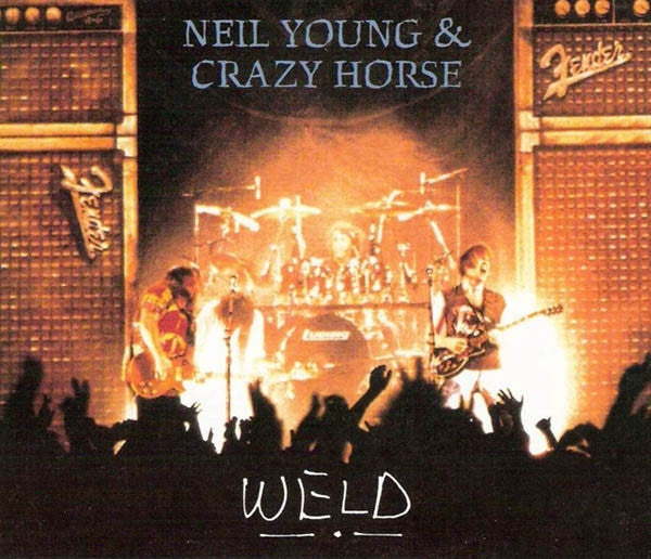 YOUNG NEIL & CRAZY HORSE-WELD 2CD VG