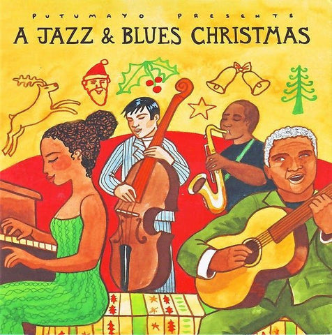 A JAZZ AND BLUES CHRISTMAS *NEW*