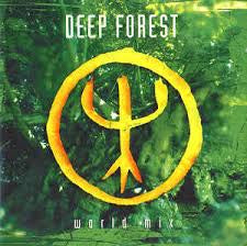 DEEP FOREST-WORLD MIX CD VG