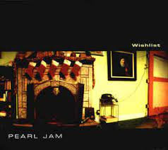PEARL JAM-WISHLIST CD SINGLE VG