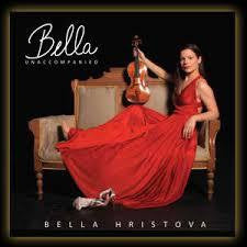 HRISTOVA BELLA - UNACCOMPANIED CD *NEW*
